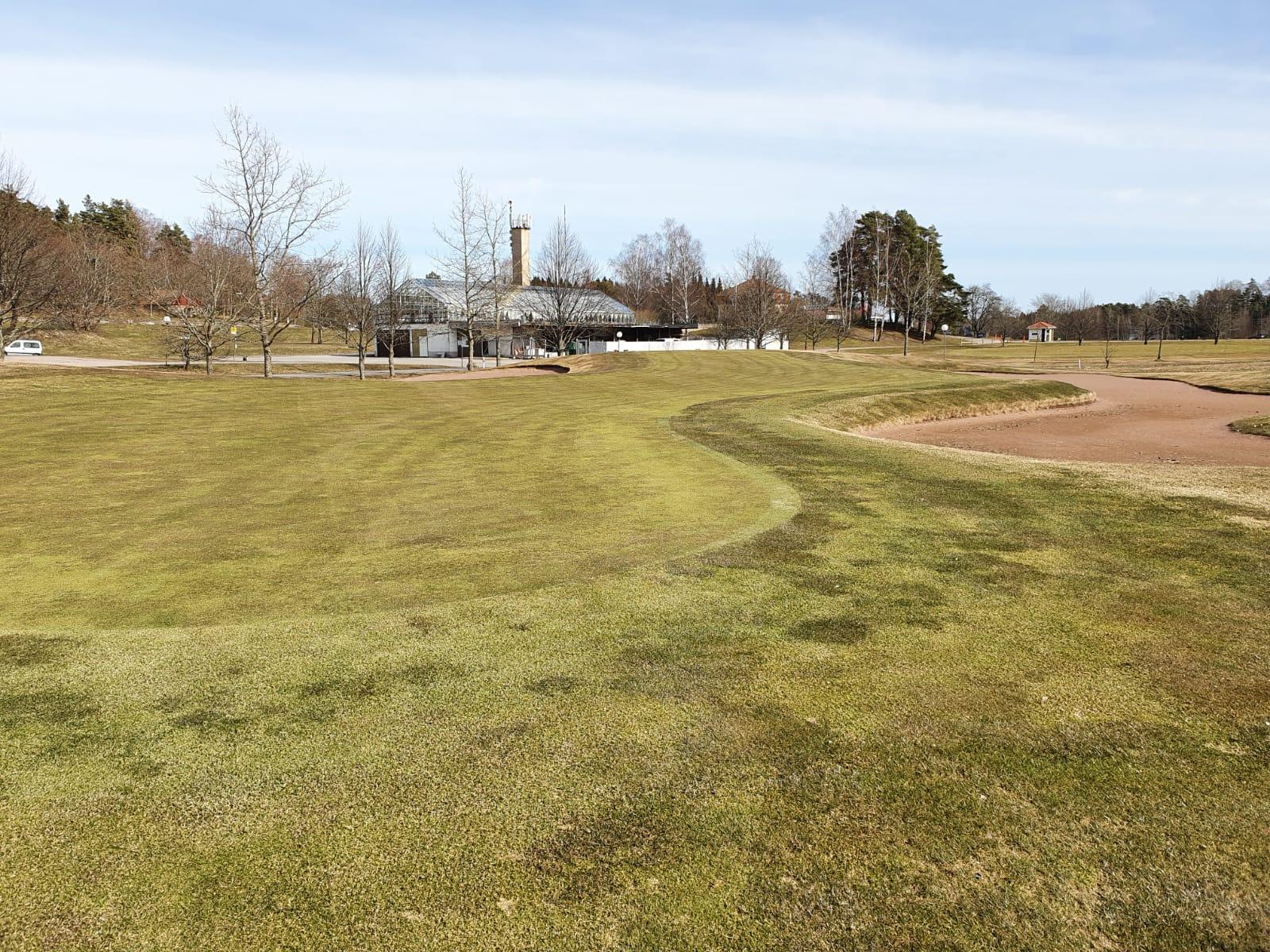 Juho Sillantaka Harjattula Golf 10