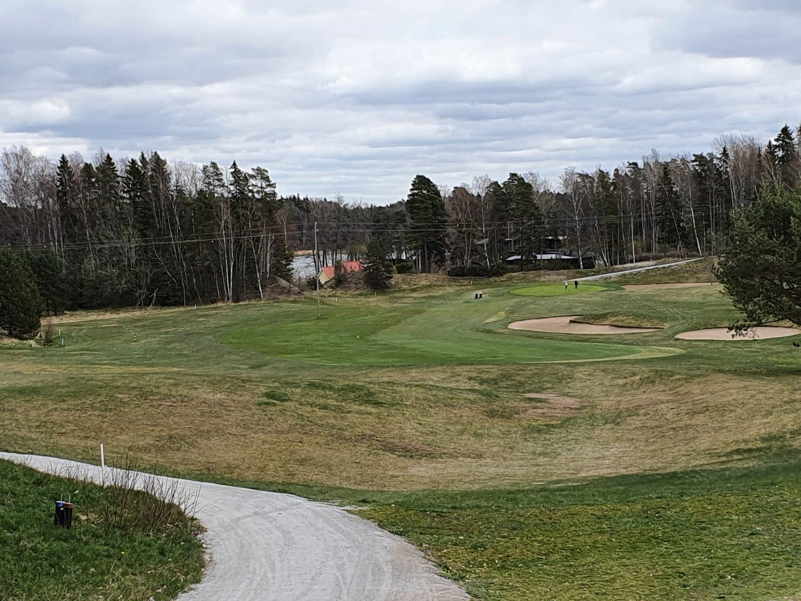 Juho Sillantaka Harjattula Golf 3
