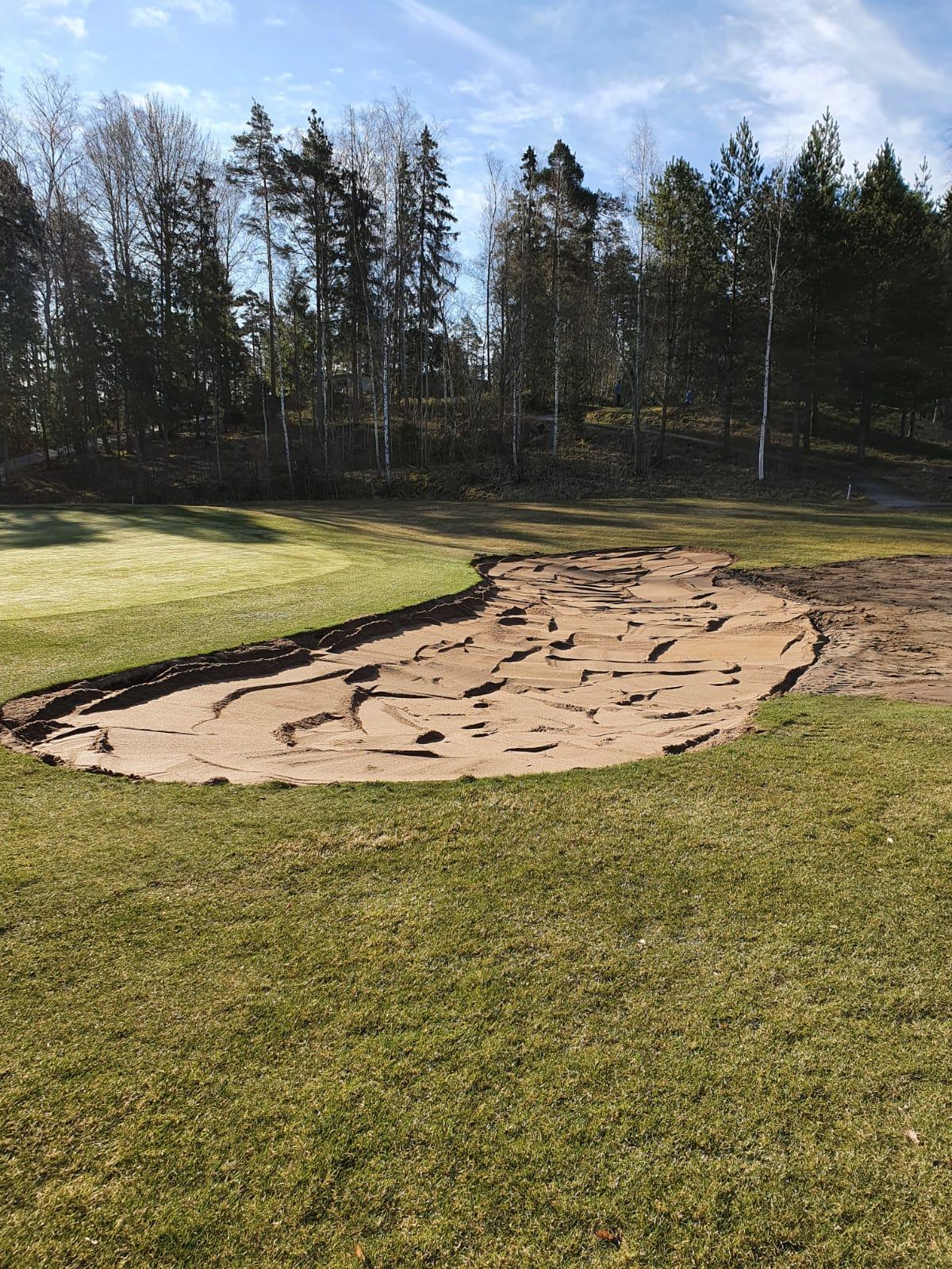 Juho Sillantaka Harjattula Golf 4