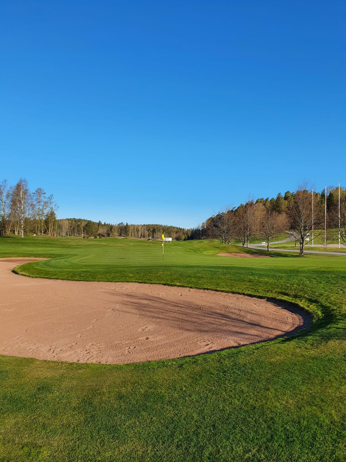 Juho Sillantaka Harjattula Golf 6