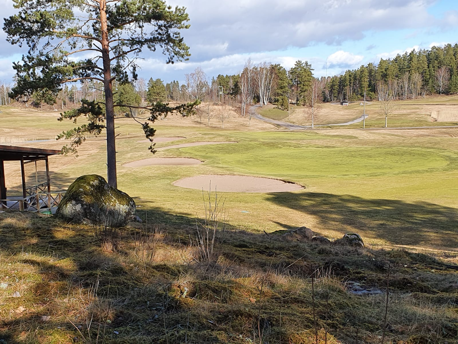 Juho Sillantaka Harjattula Golf 7