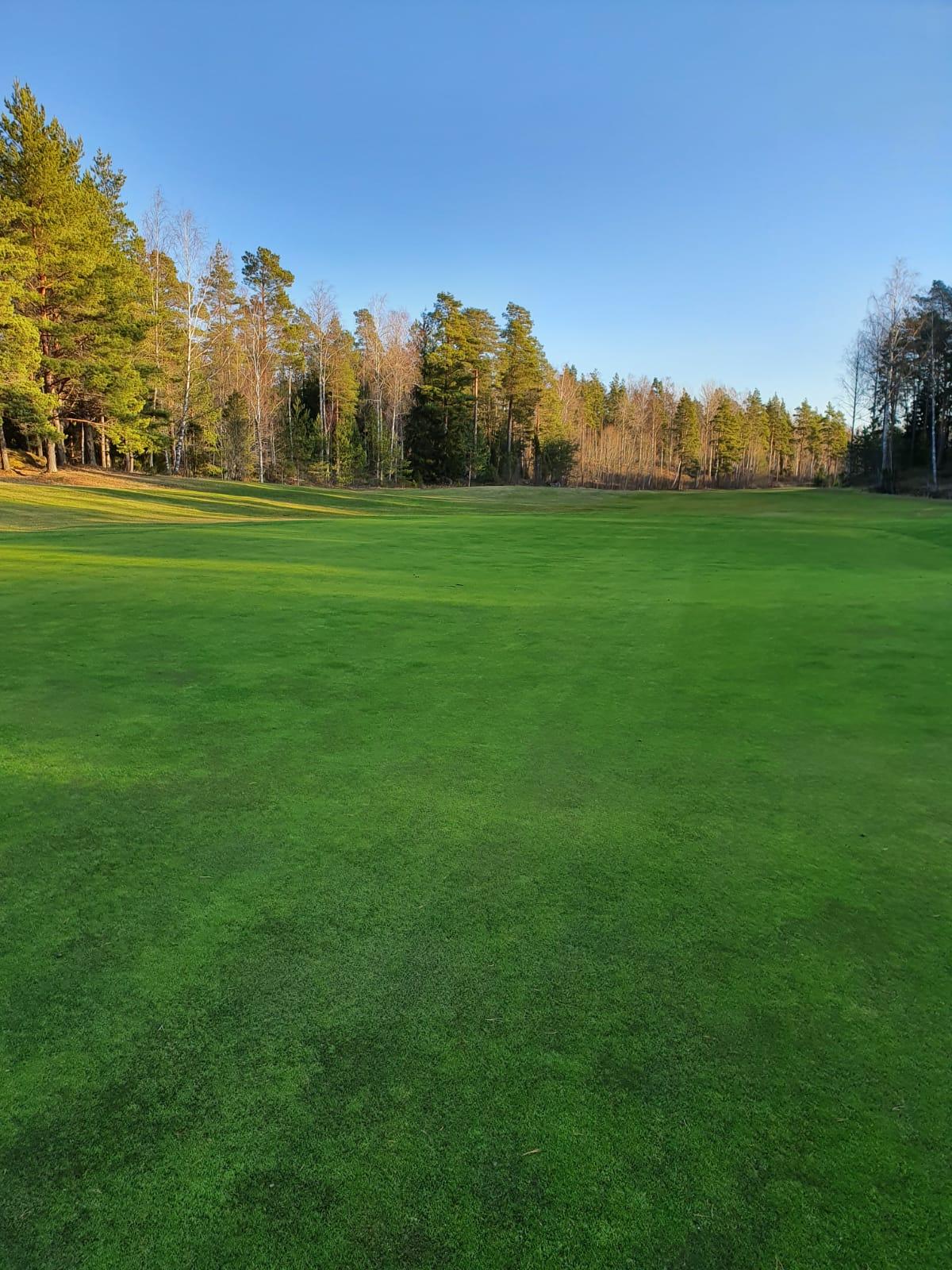 Juho Sillantaka Harjattula Golf 9 Tammikuu